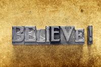 believe excl