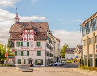 Restaurant zum Schiff, Romanshorn, Canton Thurgau, Switzerland