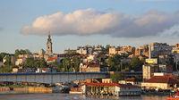 Belgrade Serbia Afternoon