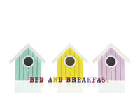 Bed and breakfast in little bird houses
