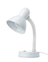 Classic white desk lamp