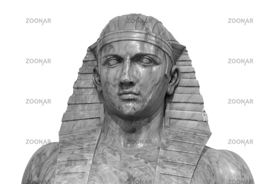 Egypt statue of Ramses the Great
