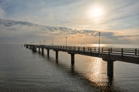 The Ahlbeck Pier