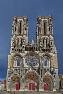 Laon Cathedral, France
