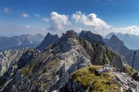 Klettersteig Mittenwald