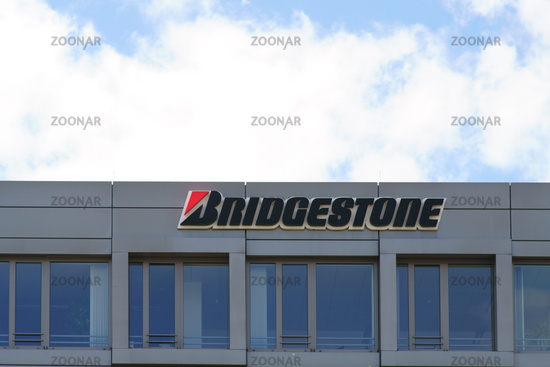 Bridgestone business building Bad Homburg