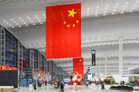Guangzhou Baiyun International Airport Terminal 2 in China
