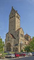 Herz-Jesu-Church, Singen am Hohentwiel, Germany