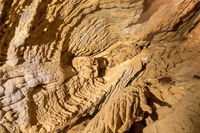 Pathway underground cave in forbidden cavers near sevierville tennessee