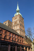 St. Nicholas Church, Stralsund, Germany
