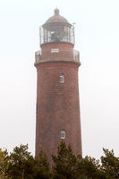 Lighthouse 004. Fischland Darss Zingst. Germany