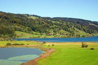 The Lake Alpsee 004. Germany