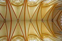 Vault,  Cathedral Saint Etienne, Toul, France