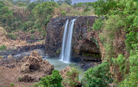 Blue Nile waterfalls, Ethiopia, Africa