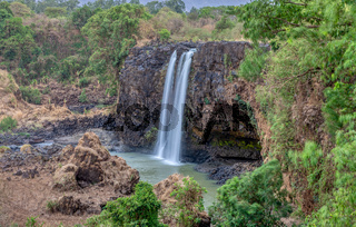 Blue Nile waterfalls, Ethiopia, Africa