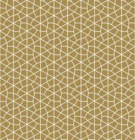Seamless geometric pattern inspired by Japanese Kumiko ornament.