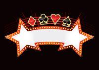 Invitation design for casino club