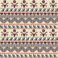 Palestinian embroidery pattern 39
