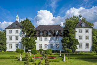 Herrenhaus und Schloss von Gut Panker