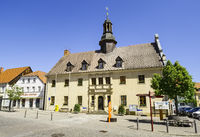 Townhall Bad Belzig, Brandenburg, Germany