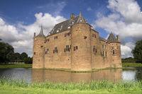 Ammersoyen Castle in Ammerzoden