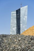 ECB with sand and crushed rock