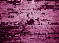 a tyrian purple brickwall background