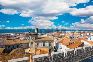 Picturesque Provencal city