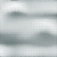 Halftone Pattern. Set of Dots. Dotted Texture. Overlay Grunge Template. Distress Linear Design. Fade Monochrome Points