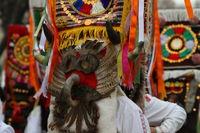 Masquerade festival Surva in Pernik