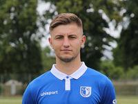 Anton Kanther (1.FC Magdeburg, DFB 3.Liga Season 2019-20)