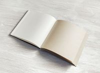 Notepad or book