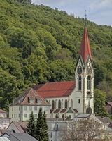 Church St. Dionysius, Gailingen am Hochrhein
