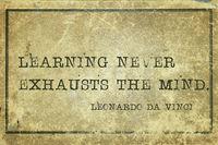 learning DaVinci