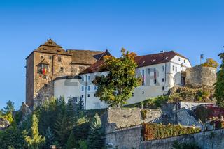 castle in Becov nad Teplou, Czech Republic