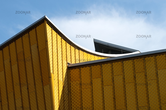 Philharmonie Concert Hall 001. Berlin