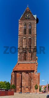 oldtown and world heritage Wismar