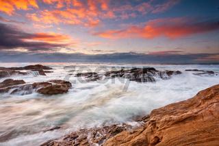 Coastal sunrise Bermagui