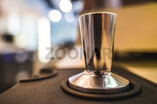 Espresso Tamping Tool Cafe Equipment Idle Barista Unused Holder