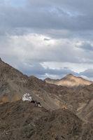 Namgyal Tsemo Monastery, Leh, Jammu and Kashmir, India