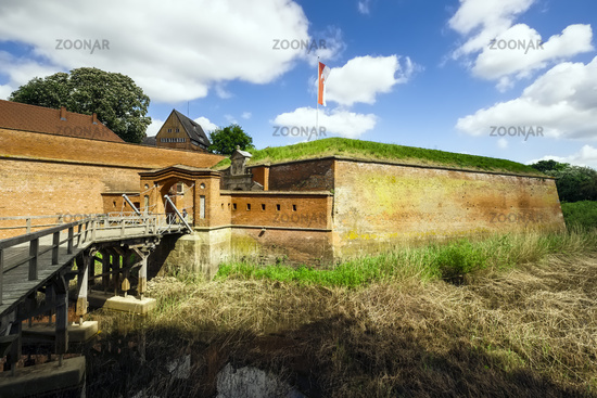 Dömitz Fortress, Brandenburg, Germany