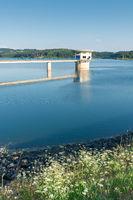 Dhuenn reservoir, Odenthal, Germany