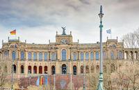 Maximilianeum in Munich