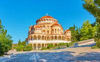 Church of Agios Nektarios