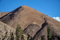 Desert in the Elqui-Valley