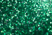Green Christmas or New Year background