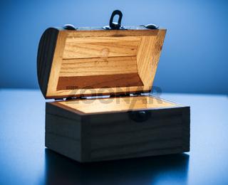 small treasure chest shady