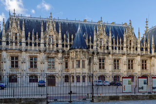 Rouen Palace of Justice, France