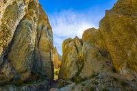 Sunset in Clay Cliffs