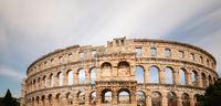 Colosseum of pula
